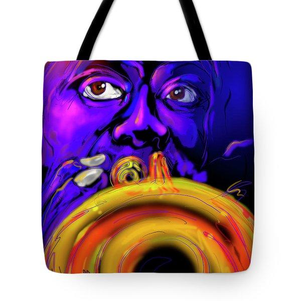 Louie Tote Bag