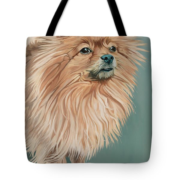Louie The Majestic Tote Bag
