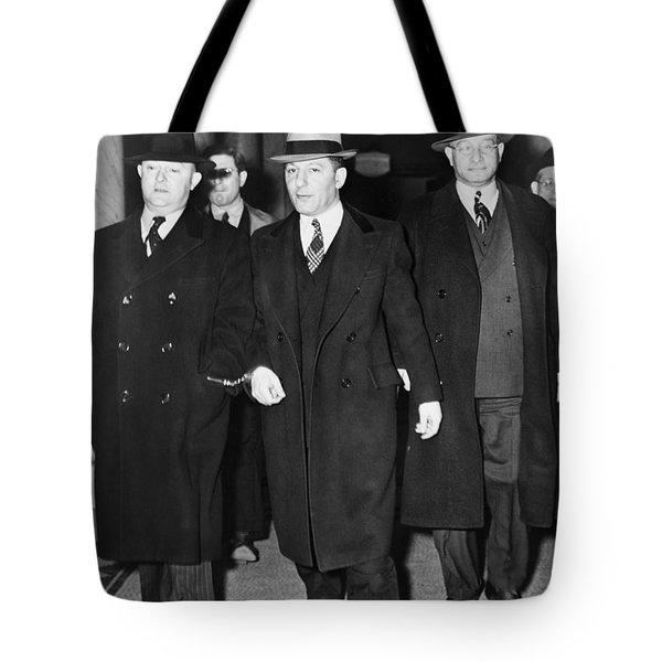 Louis Lepke Buchalter Tote Bag by Granger