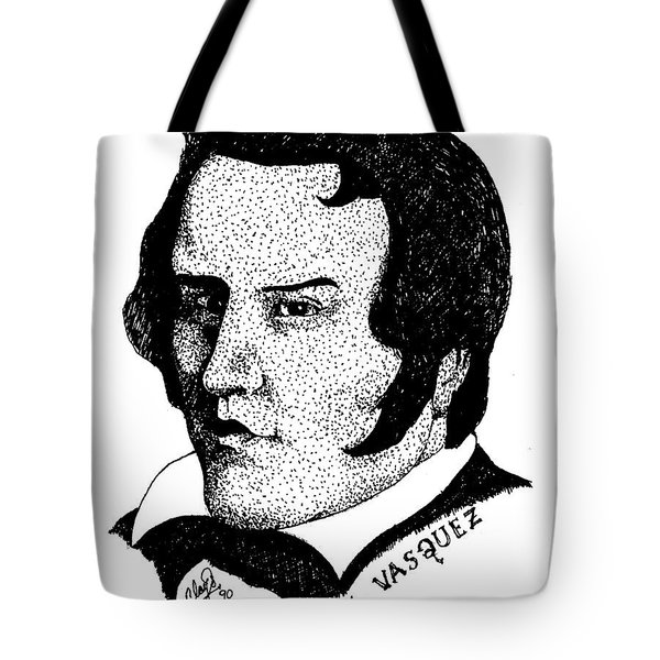 Louis Vasquez Tote Bag