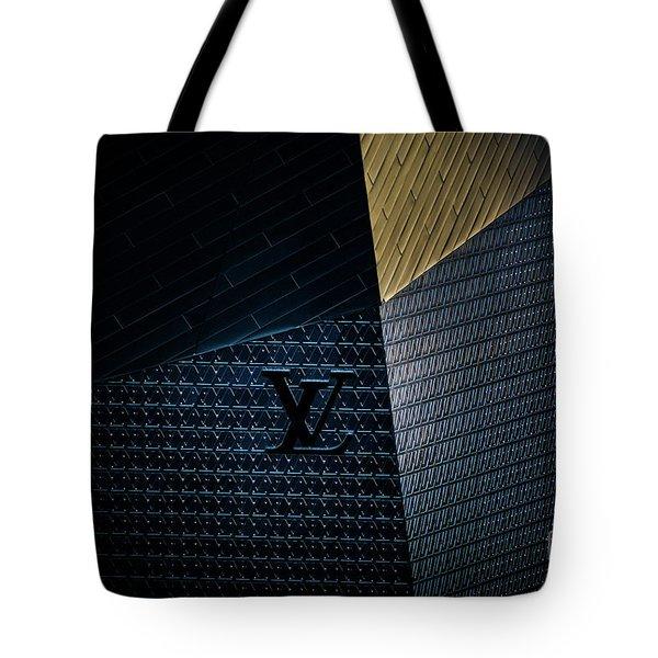 Louis Vuitton At City Center Las Vegas Tote Bag