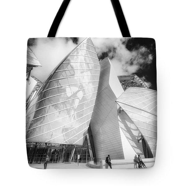 Louis Vuitton Paris II Tote Bag