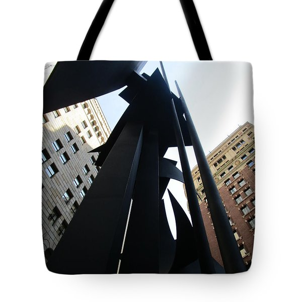 Louise Nevelson Plaza 1 Tote Bag