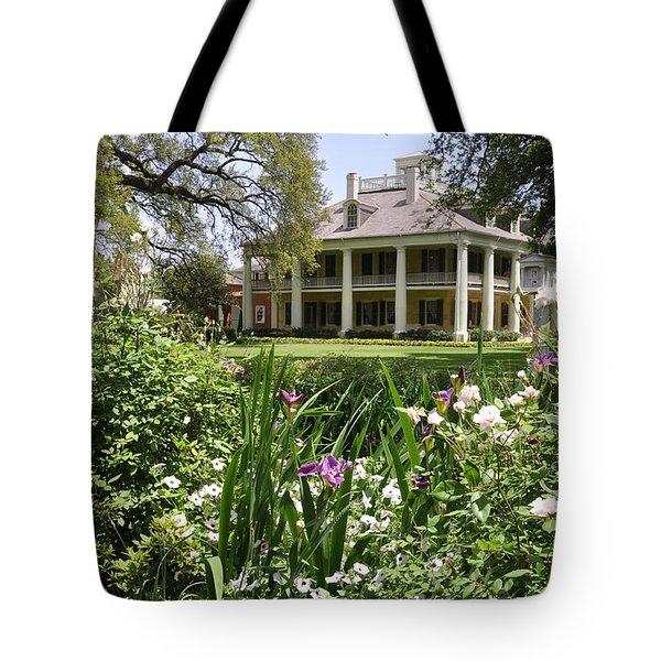 Louisiana April Tote Bag