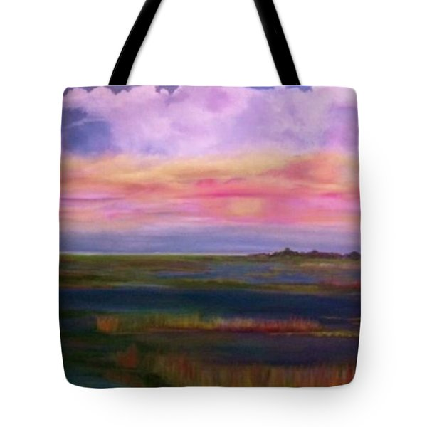 Louisiana Clouds Tote Bag