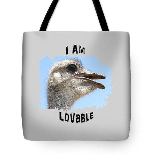 Lovable Tote Bag