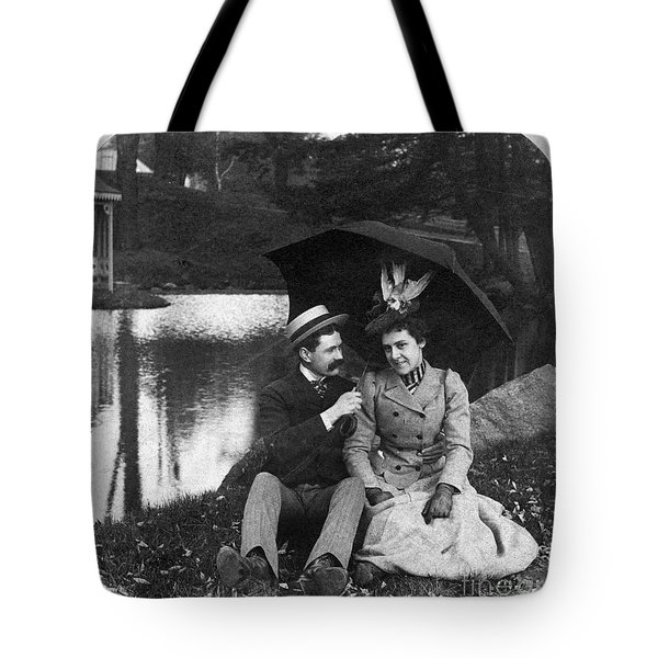 Love, 1900 Tote Bag by Granger