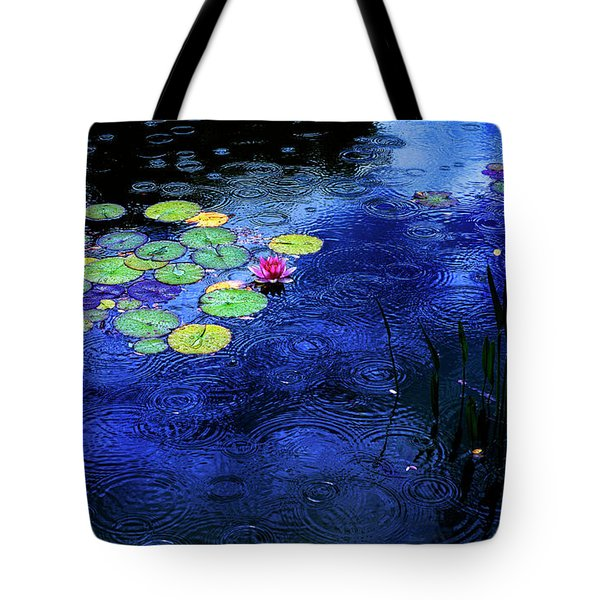 Love A Rainy Day Tote Bag