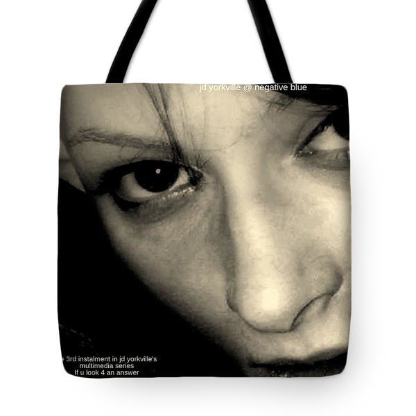 Love Affair Out Of Context A Bogus Album Cover Tote Bag