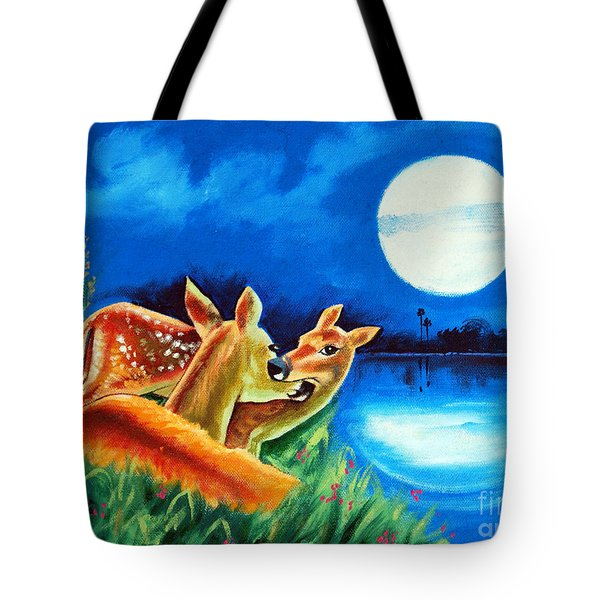 Love And Affection Tote Bag by Ragunath Venkatraman