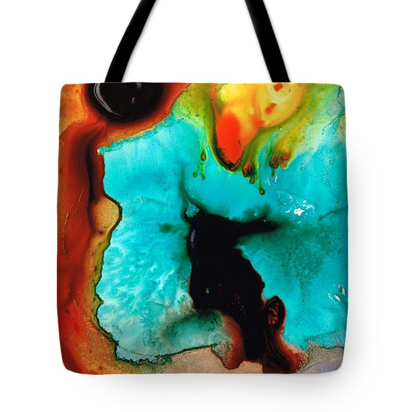 Love And Approval Tote Bag by Sharon Cummings