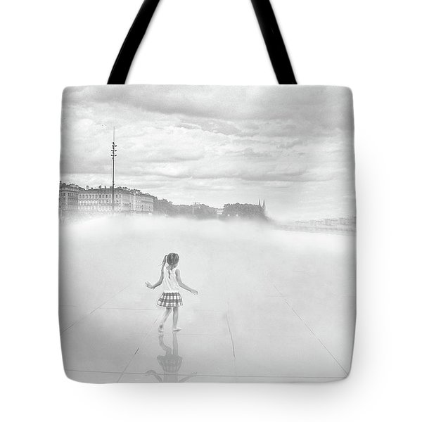 Love And Imagination Tote Bag