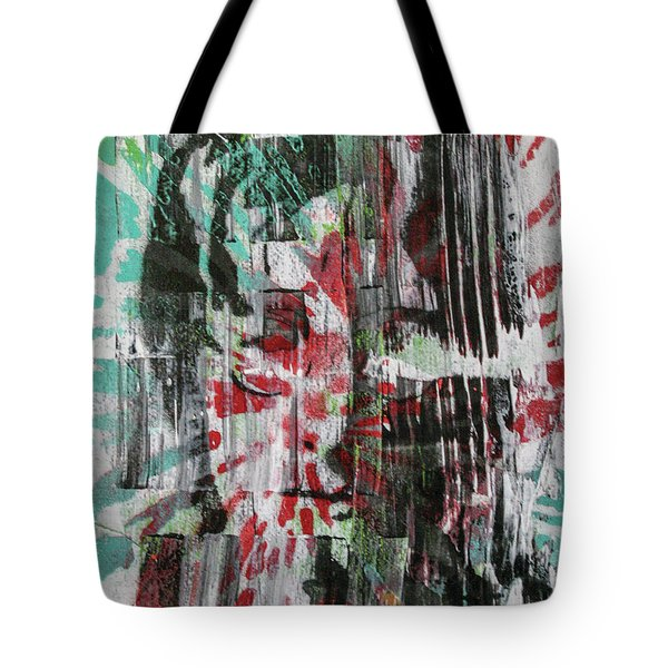 Love And Peace Are Eternal Tote Bag