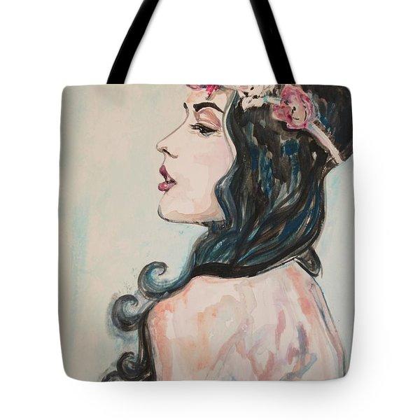Love And Treat Ya Right Tote Bag
