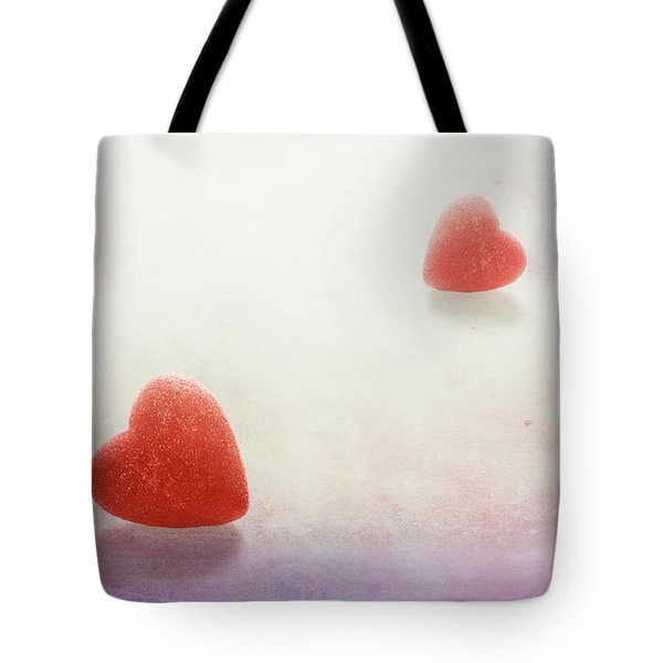 Tote Bag featuring the photograph Love At First Sight by Tom Mc Nemar