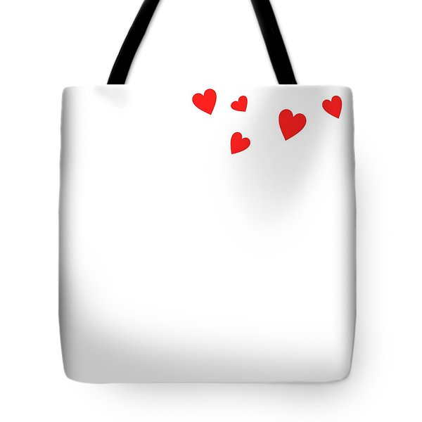 Love Bird Part 3 Tote Bag by Priscilla Wolfe