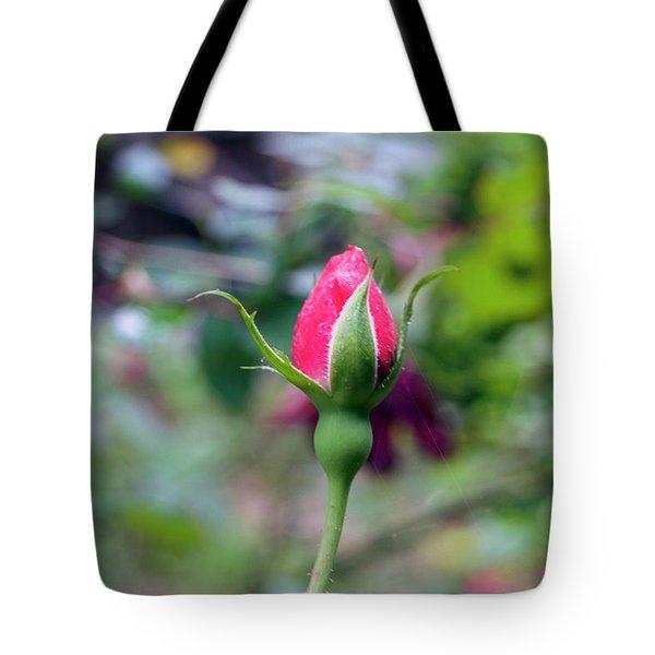 Love Blooming Tote Bag