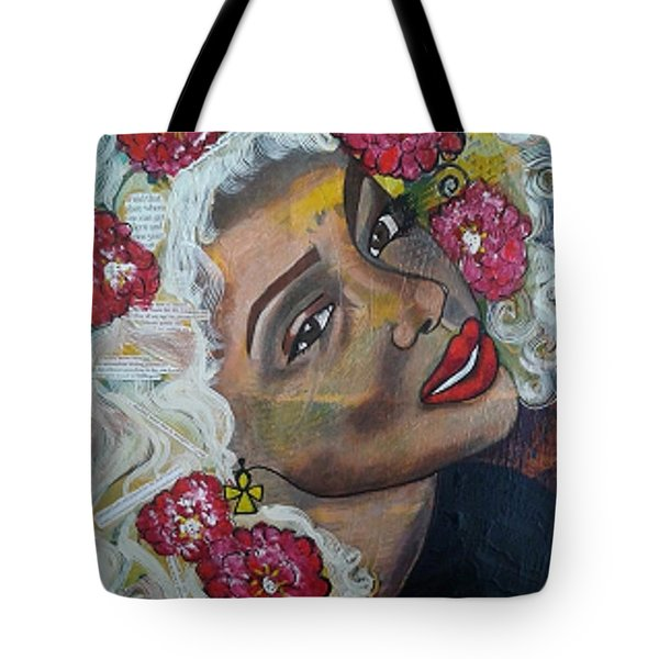 Love Called My Name Tote Bag