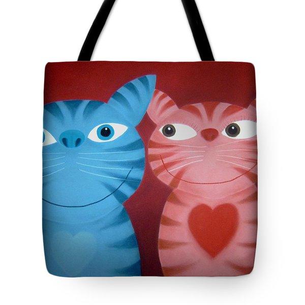 Love Catz Tote Bag