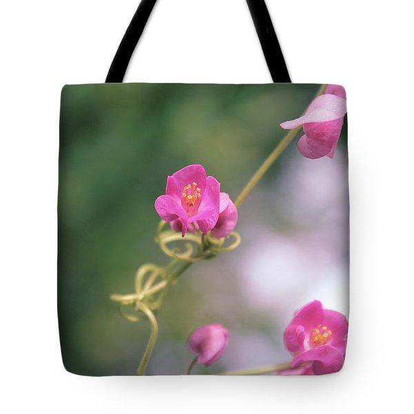 Tote Bag featuring the photograph Love Chain by Megan Dirsa-DuBois