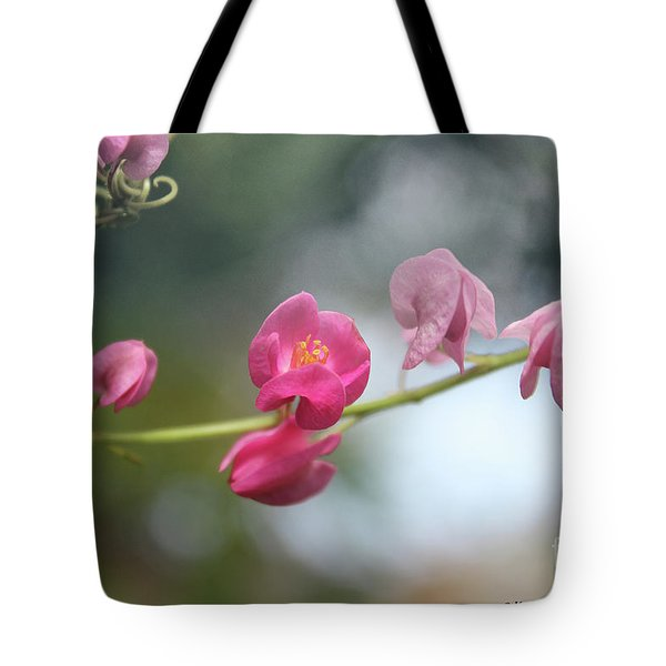 Tote Bag featuring the photograph Love Chain2 by Megan Dirsa-DuBois