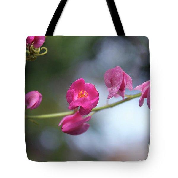 Tote Bag featuring the photograph Love Chain3 by Megan Dirsa-DuBois