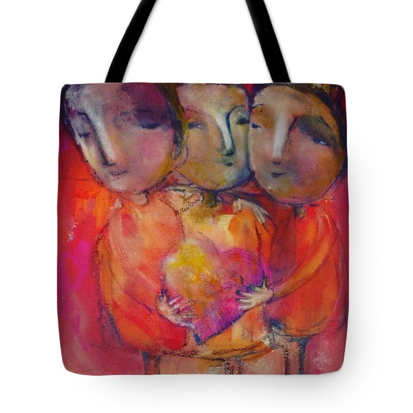 Love Covers Tote Bag