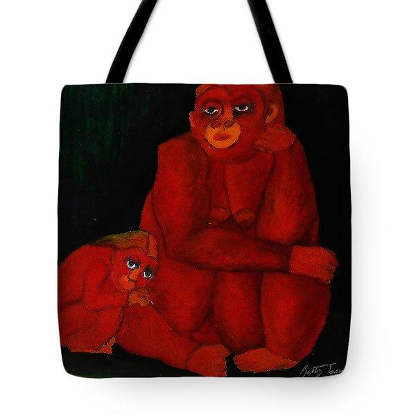 Love Deficit Tote Bag