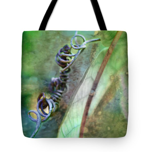Tote Bag featuring the photograph Love Each Other by Kate Word