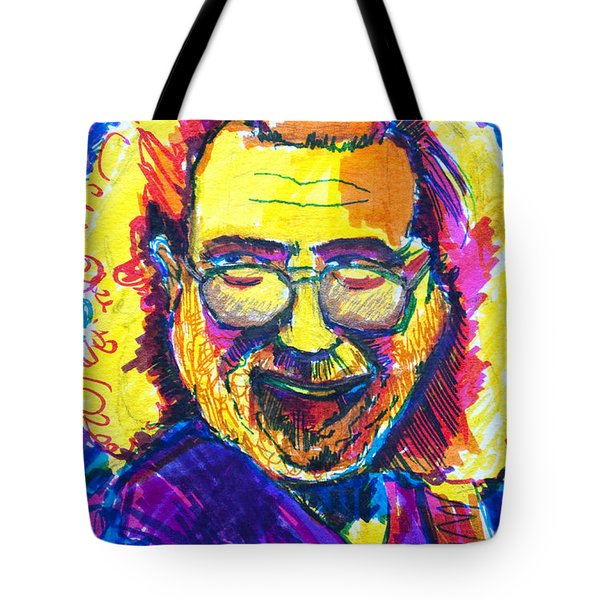 Love For Jerry Tote Bag