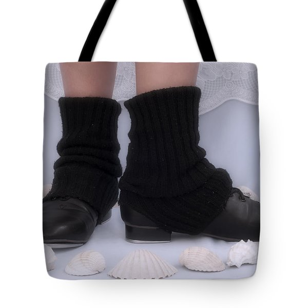 Love For Tap Dance Shoes In Dance Warmers Tote Bag