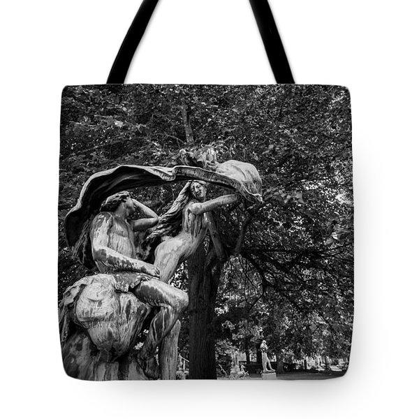 Love Tote Bag by Glenn DiPaola
