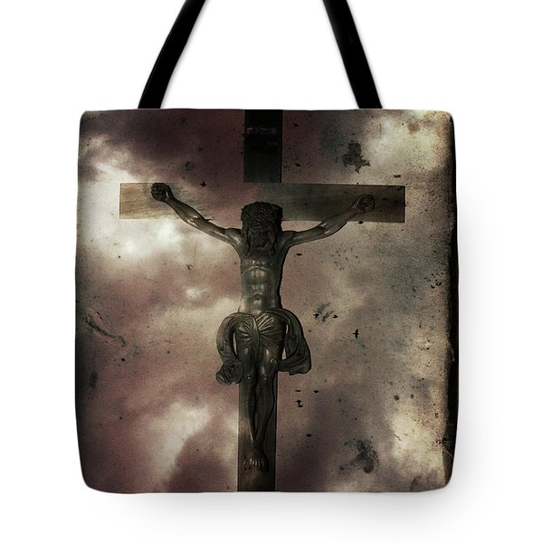 Tote Bag featuring the painting Love by Gray  Artus