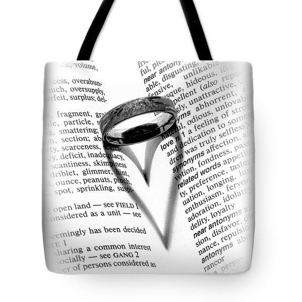 Love Handles Tote Bag