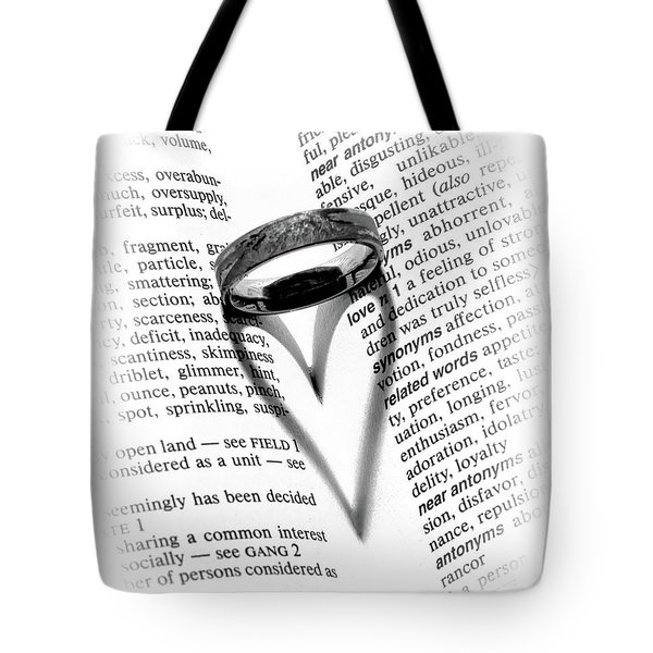 Love Handles Tote Bag