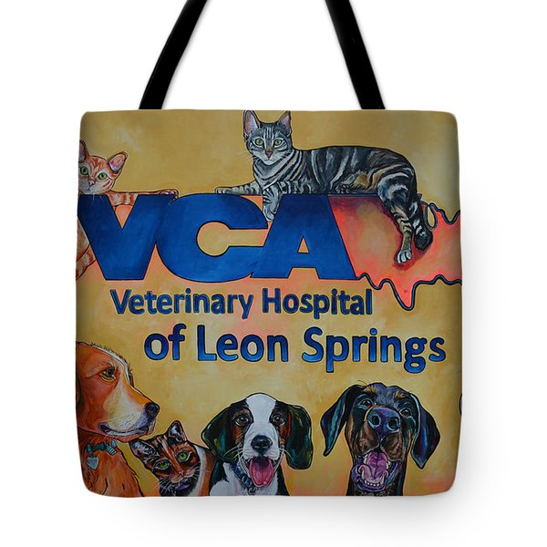 Love Has Four Paws Tote Bag