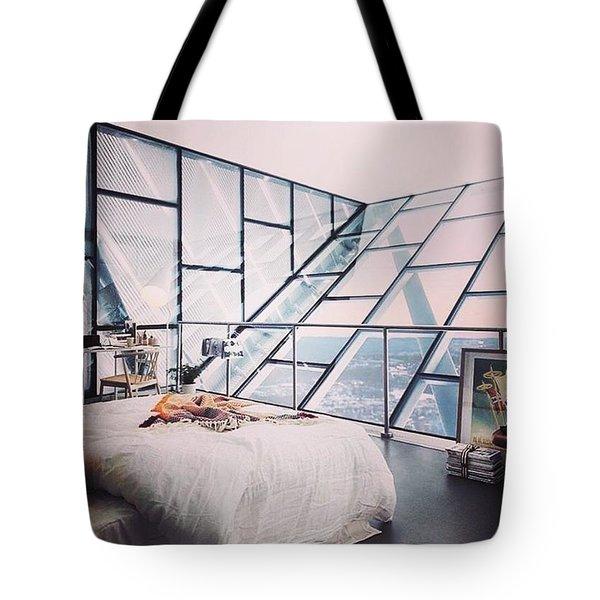 Home Cute Tote Bag