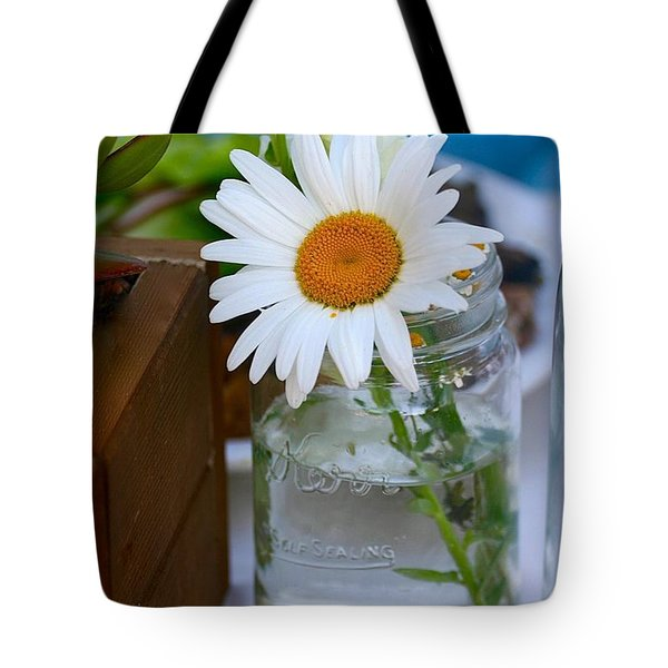 Love In A Jar Tote Bag