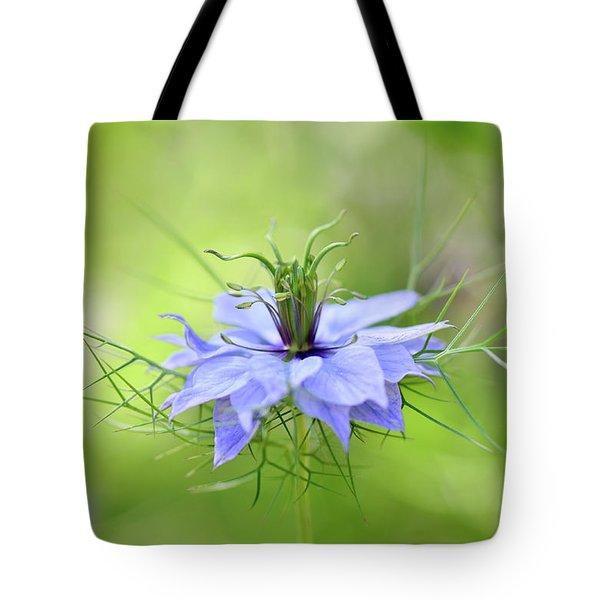 Love-in-a-mist Tote Bag
