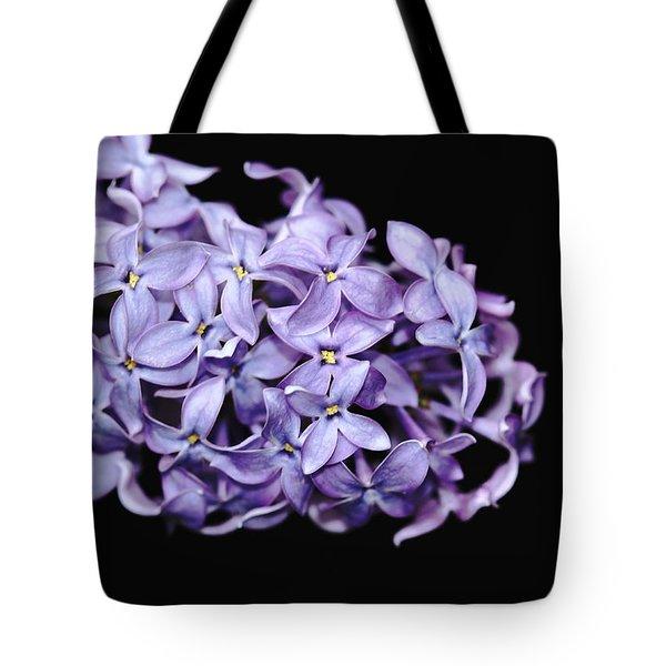 Love In Lilac Tote Bag
