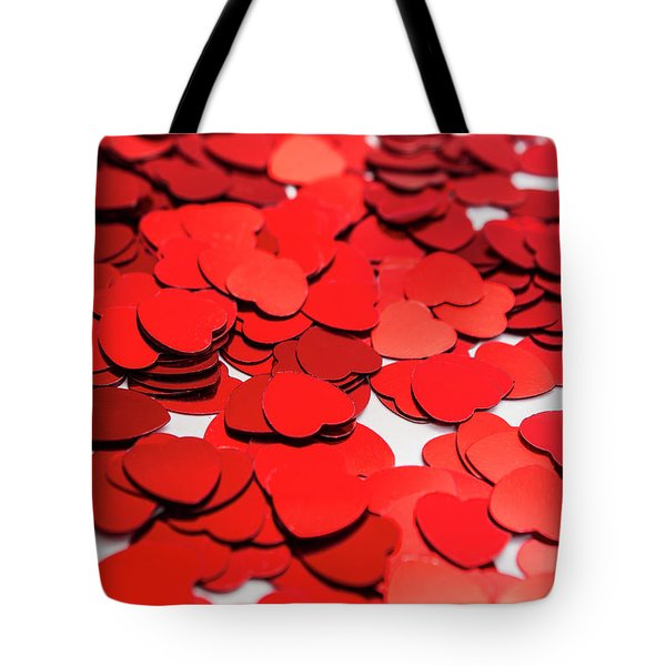 Love In Perspective Tote Bag