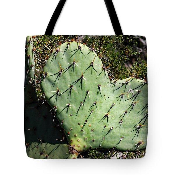 Love In The Desert Tote Bag