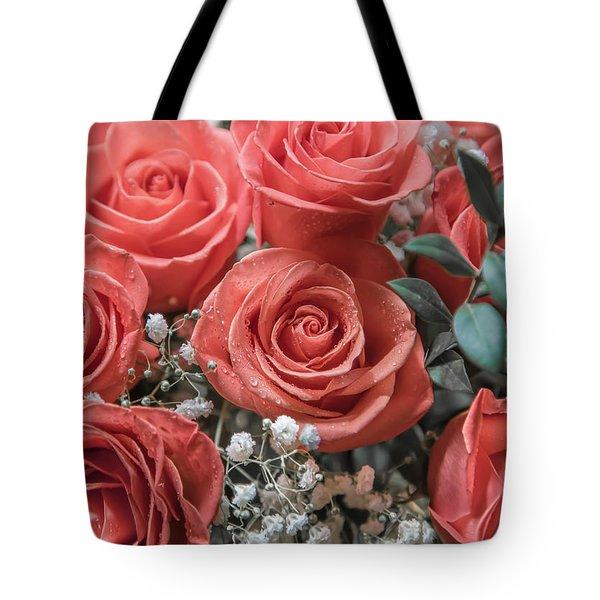 Love Is In Bloom 2 Tote Bag