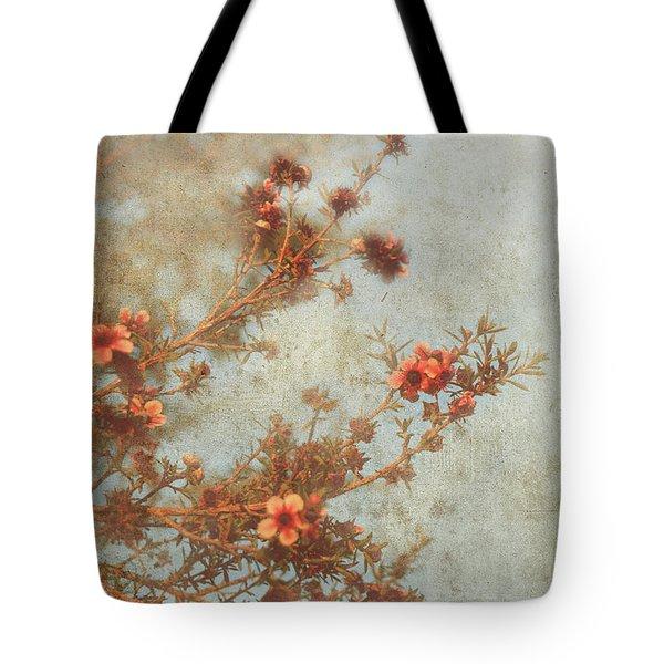 Love Is In Bloom Tote Bag