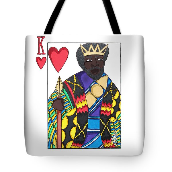 Love King Tote Bag