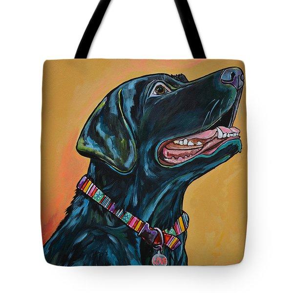 Love Lab Tote Bag by Patti Schermerhorn
