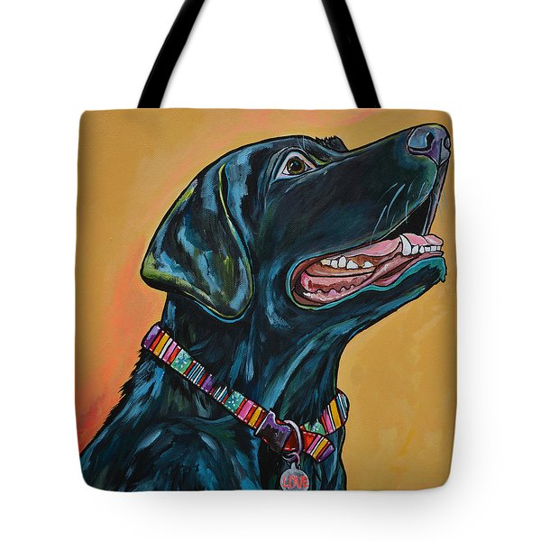Love Lab Tote Bag