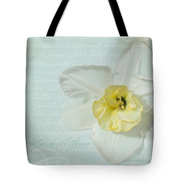 Love Letters From A Spring Romance Tote Bag