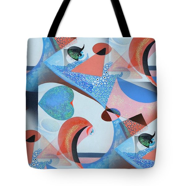 Love Letters #2 Tote Bag