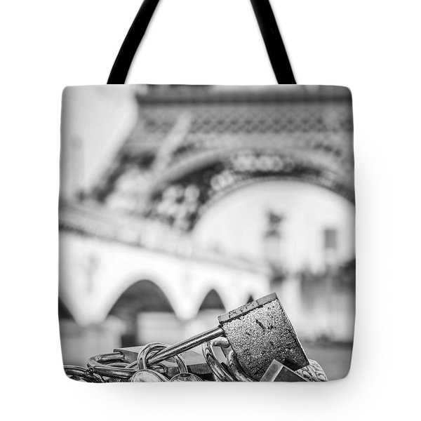 Love Locks Tote Bag